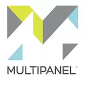 Multipanel logo